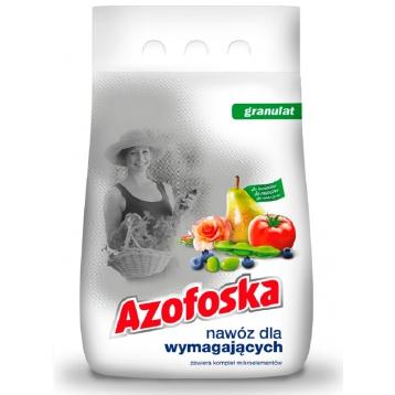 Azofoska GRANULAT -worek 5kg