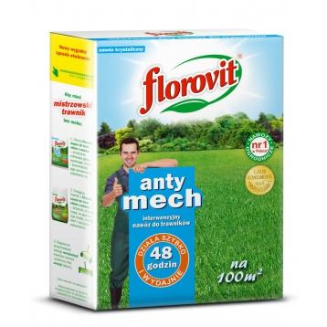 Florovit interwencyjny nawóz do trawników antymech 2kg