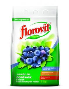 Florovit do borówek i innych kwaśnolubnych roślin 3kg
