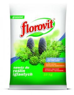 Florovit nawóz do roślin iglastych 10kg