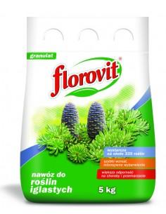 Florovit nawóz do roślin iglastych 5kg