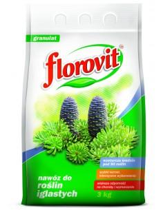 Florovit nawóz do roślin iglastych 3kg