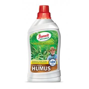 Florovit pro natura nawóz organiczno-mineralny do roślin zielonych 1l