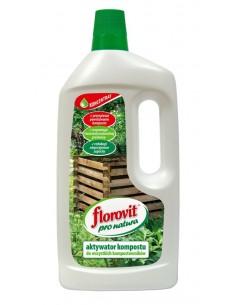 Florovit pro natura aktywator kompostu 1l