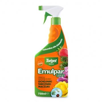 Emulpar Spray na szkodniki roślin ozdobnych i warzyw 750ml