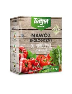 Nawóz ekologiczny do pomidorów, ogórków i ziół 100 dni 1kg