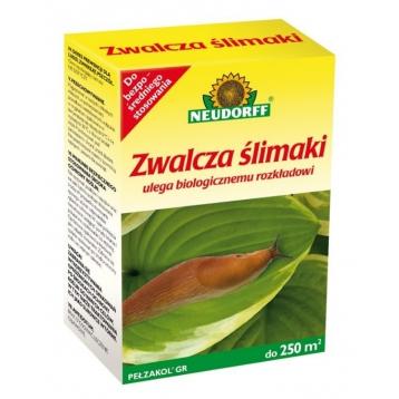 Pełzakol na ślimaki 250g