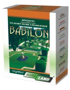 Mieszanka traw na gleby suche i piaszczyste Babilon 1kg