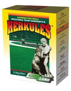 Mieszanka traw darniowa superwytrzymała Herkules 1kg