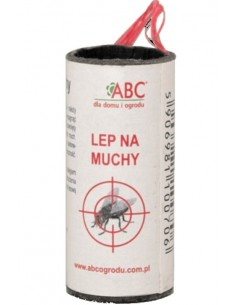ABC Lep okrągły na muchy