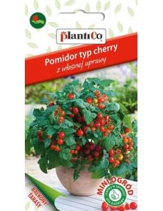 Pomidor typ cherry czerwony 0,1g
