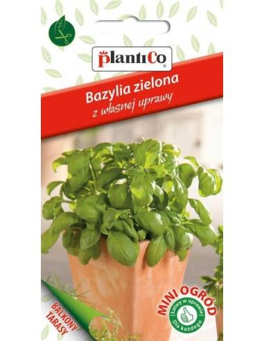Bazylia wonna zielona 0,5g