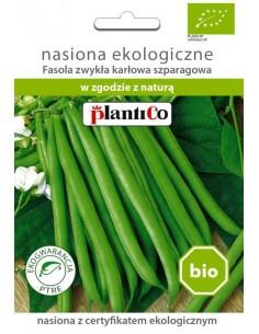 Fasola szparagowa karłowa zielona BIO 30g