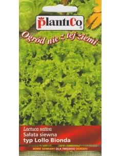 Sałata liściowa Lollo Bionda 0,5g