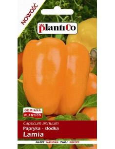 Papryka pod osłony pomarańczowa Lamia 10g