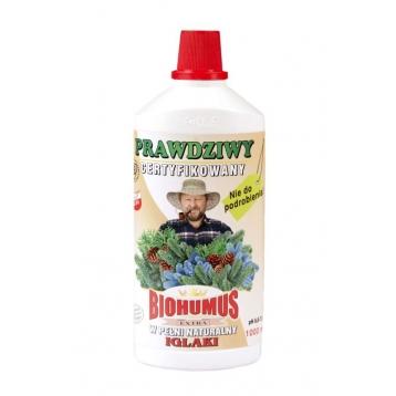 Biohumus Extra do iglaków 1l