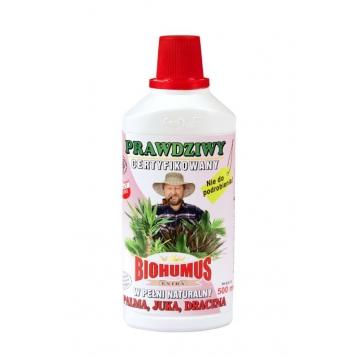 Biohumus Extra do palm, juk, dracen 0,5l