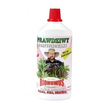 Biohumus Extra do palm, juk, dracen 1l