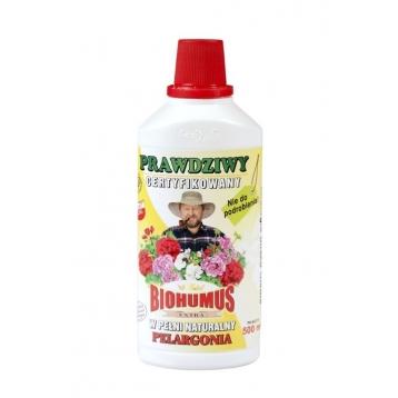 Biohumus Extra do pelargonii 0,5l