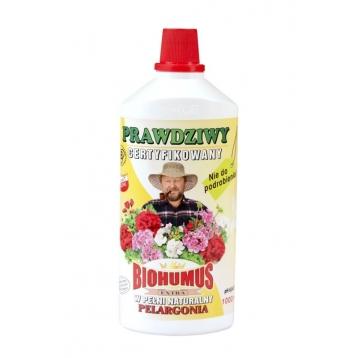 Biohumus Extra do pelargonii 1l