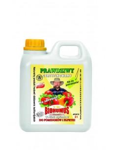 Biohumus Extra do pomidorów i papryki 2l