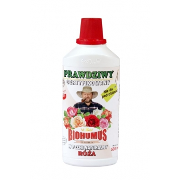 Biohumus Extra do róż 0,5l