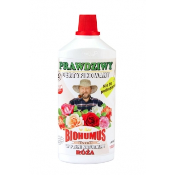 Biohumus Extra do róż 1l