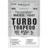 Drożdże gorzelnicze Turbo 24h 205g