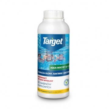 Aqua Biocyd zwalcza glony i bakterie w basenach 1l