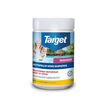 Chlor Trio tabletki duże do dezynfekcji wody 1kg